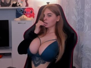sweetmila1 sexy camgirl in a short skirt