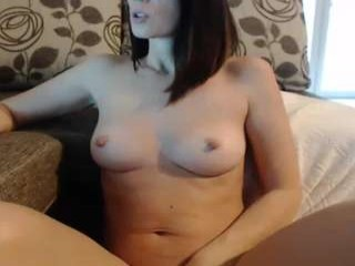 sexycat34 busty camgirl model with ribbons