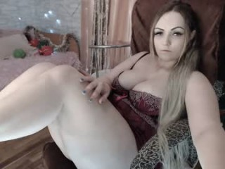 marrygrayes camgirl gets hot and masturbates