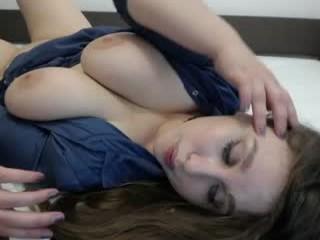 sexyyennifer camgirl alone in kitchen