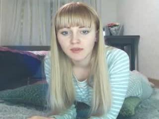 ansabosh blonde camgirl in sexy cotton panties