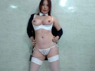 couplexhorny cute camgirl plays with flower