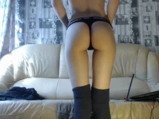 realyouth luscious babe with garter