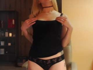 laila_lorenn camgirl model with pigtails in a sauna