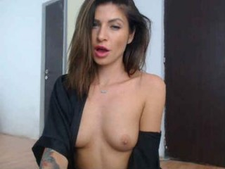 sweetndcrazy sensual camgirl strips and teases the camera