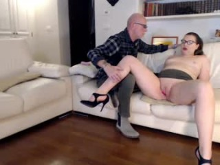 cam_is_hidden camgirl playing with her boobs